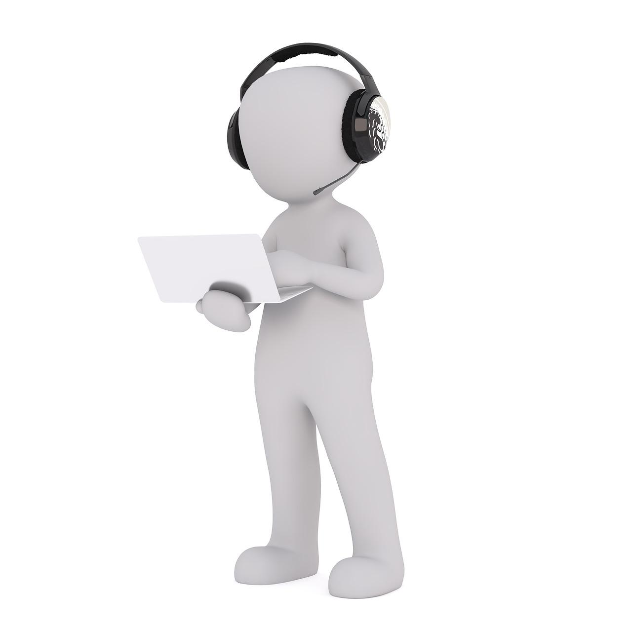 Parametry słuchawek do pracy